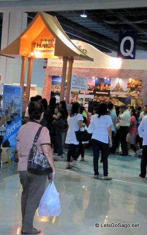 Amazing Thailand Booth