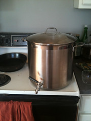 5 gallons chicken stock