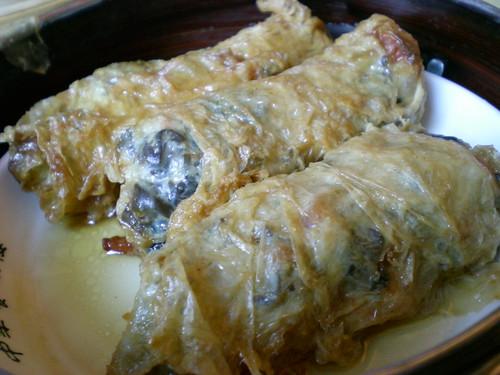Mitsu - meat rolls