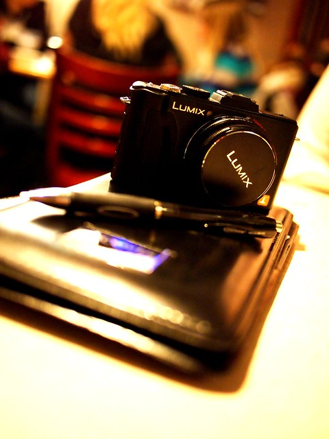 Check Please - LUMIX DMC-LX5