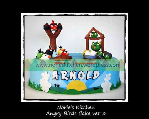Norie's Kitchen - Angry Birds 3 - Scenery Detail