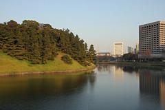 皇居外苑・桜田濠(The Outer Garden of Tokyo Imperial Palace)