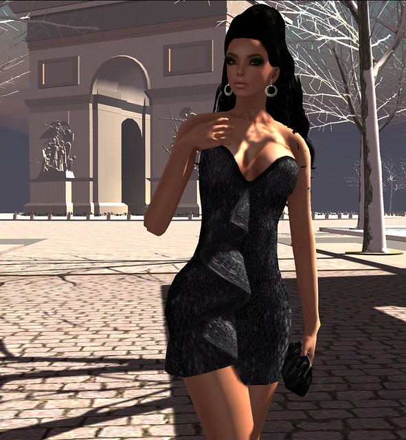 RubyBlackDress_001