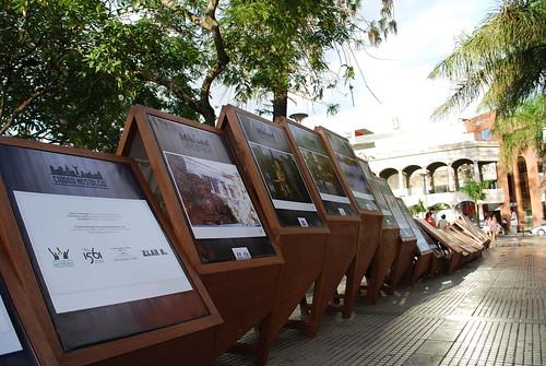 Exposición Ciudad Nostalgia (Santa Cruz - Bolivia) III