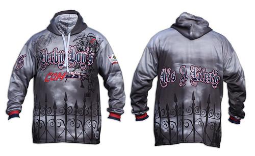derby boys hoodie combo