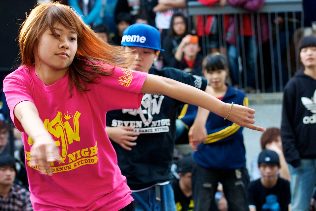 Hsinchu Dance-Off, 35