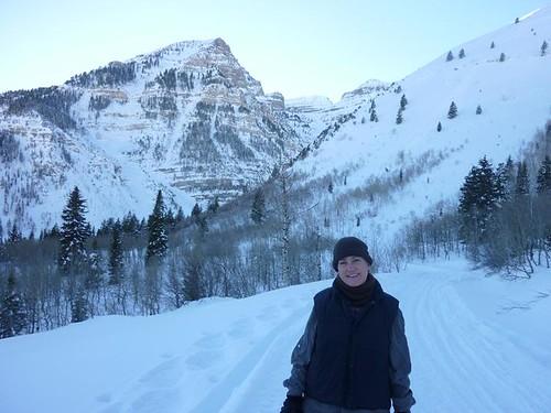 Sundance Snowshoeing 13 - Roberta