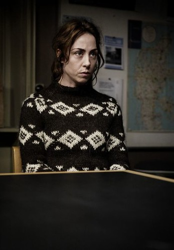 Sarah Lund's jumper - black