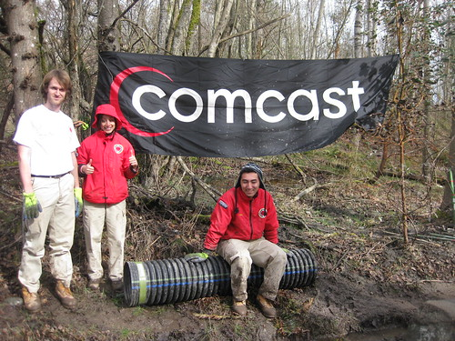 Welcome to the Comcast Sponsored Service day!