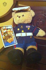 Day 90 - Task Force Member - Gunny Bear