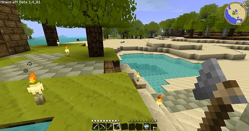Minecraft - New Path