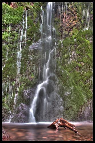Dhoon Glen Waterfall by jonny.andrews65