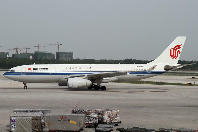 Air China A330-200(B-6073)
