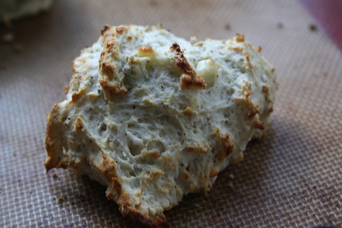 Blue Cheese & Black Pepper Biscuits