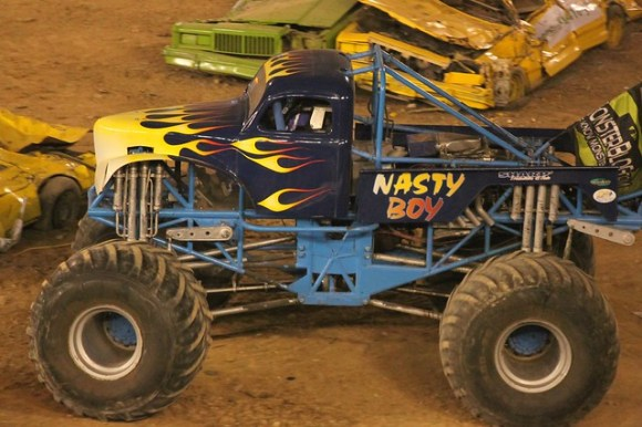 Nasty Boy Monster Truck