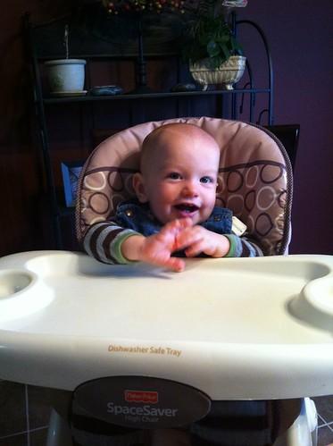 Happy little dude