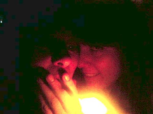 Georgina and me by Karyn Ellis