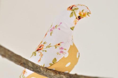 mobile oiseaux rose (7)