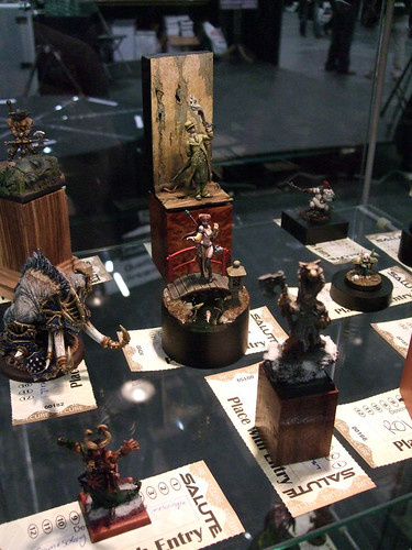 Preacher in the Cabinet, at Salute 2011