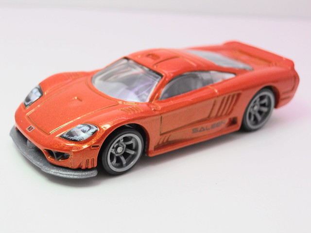hot wheels speed machines saleen s7 orange (3)