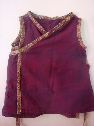 Sew Monk Dress