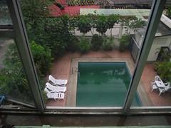 Отель. Бассейн.