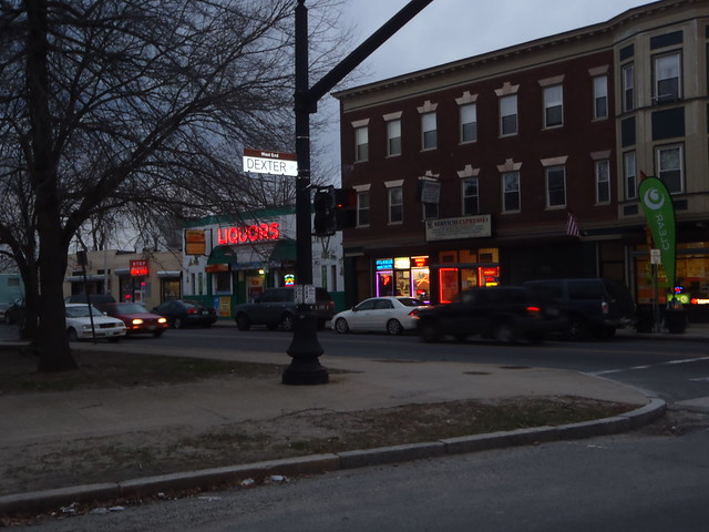 Tropical Liquors, Cranston Street, Providence