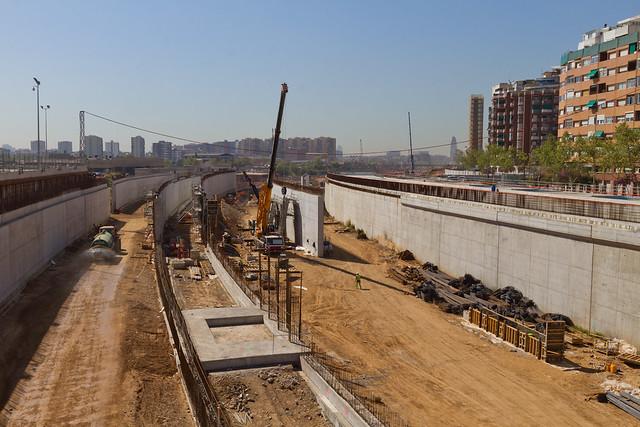 Triangle ferroviari - Sur - 08-04-2011