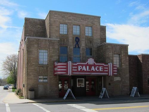 Palace Theater, Crossville, TN