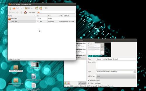 Ubuntu 11.04 Fail (no menus)