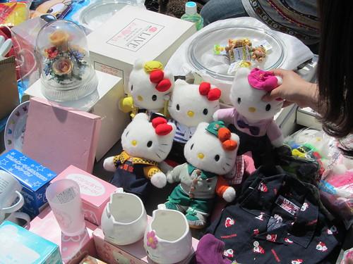 Meiji Park Flea Market