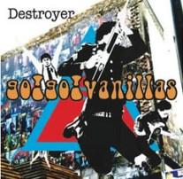 Destroyer<br/>3曲入 / ¥500 / 2011.6.22 OUT<br/><br/>1.Destroyer<br/>2.Morse Christ<br/>3.Janiss(1take rec.)