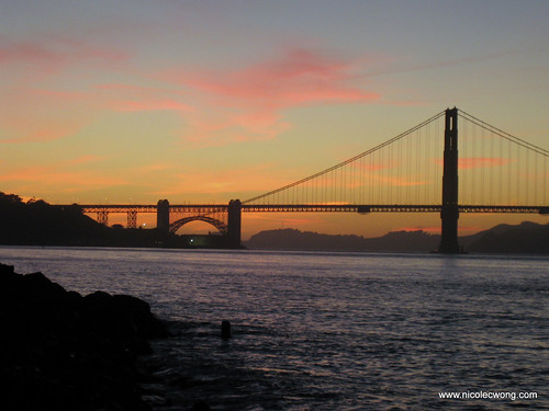 SF's sunsets leave me speechless