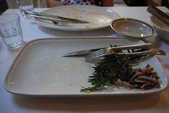 Empty plates - Maialetto - Tea Rooms of Yarck ...