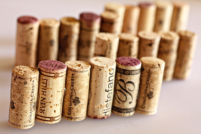 Wines without corks