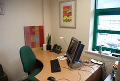 Hot Desk, GTi, University of Glamorgan