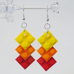 ROY Square Earrings 1