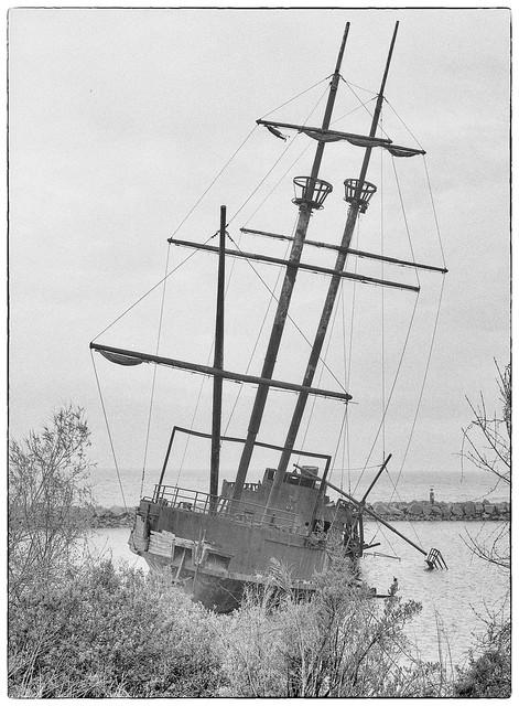 Shipwreck, Sort of