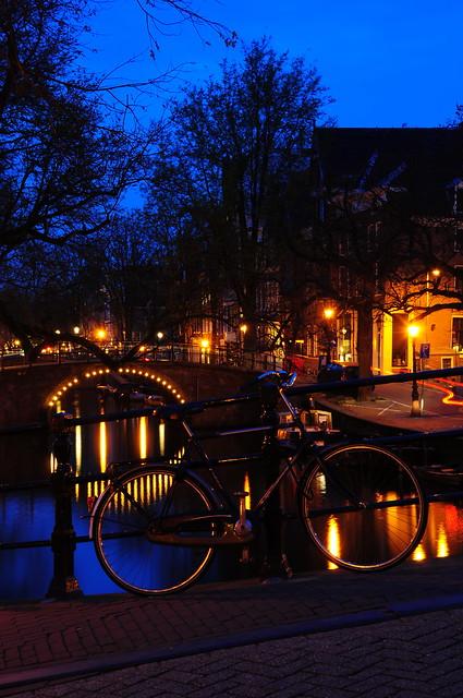 Bici nocturna