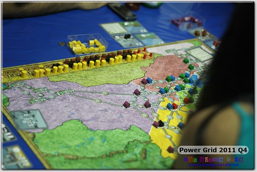 BGC Power Grid Msia 2011 @ Wolf Game Shop