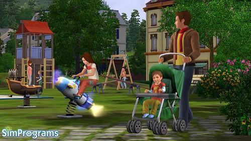 TS3_Generations_Stroller