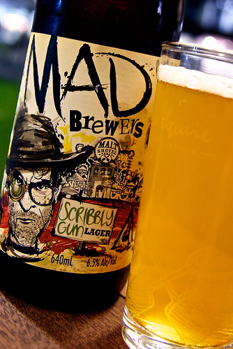 The Mad Brewer