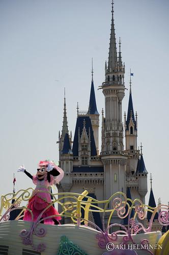 The Castle  .東京ディズニーランド, Tokyo Disneyland