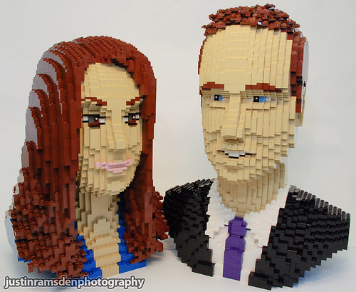 LEGO Wills & Kate (Best Wishes)