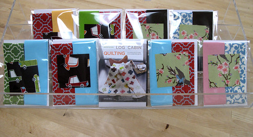 Log Cabin Block Sewing Kits