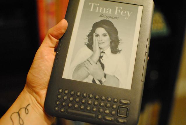 [170/365] Kindle!