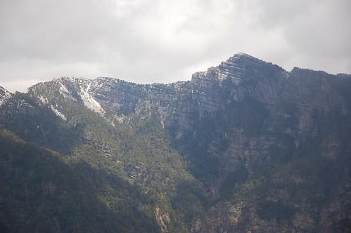 The Holy Ridge - Pintianshan