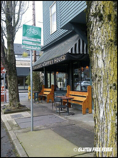Dragonfly Coffee House - Portland, OR