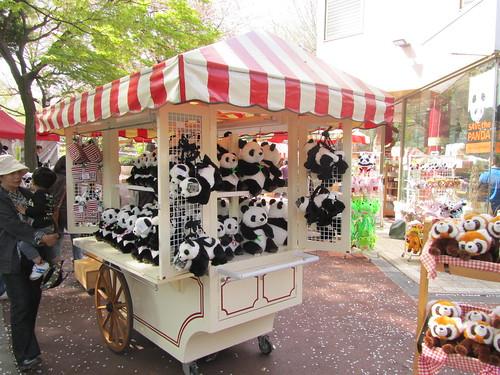 Panda goods