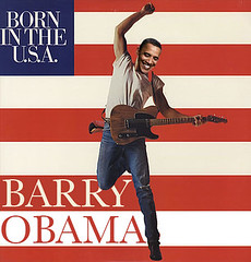 Barack in the USA